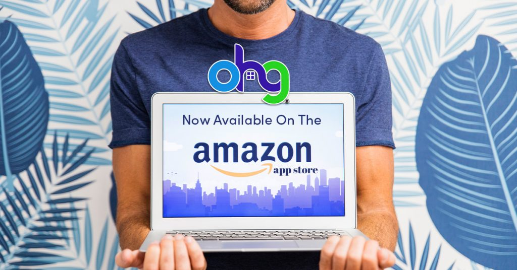 Open House App Now Available on Amazon 2
