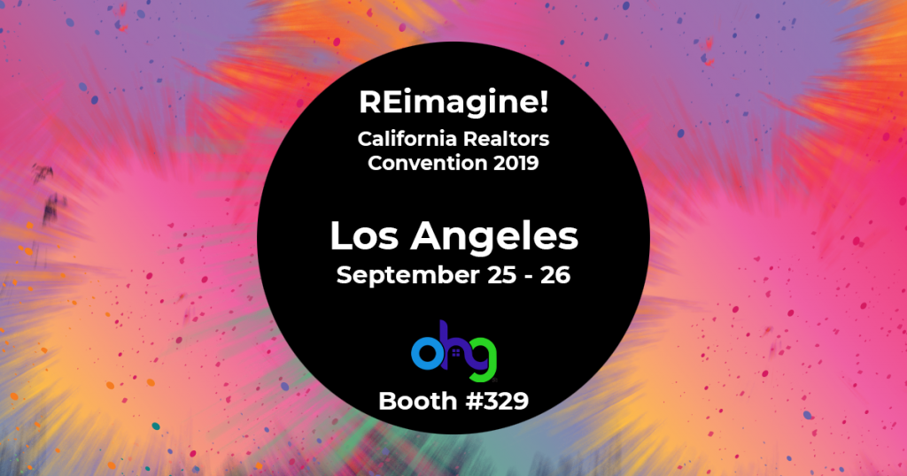 OHGuests will be at REimagine! 3