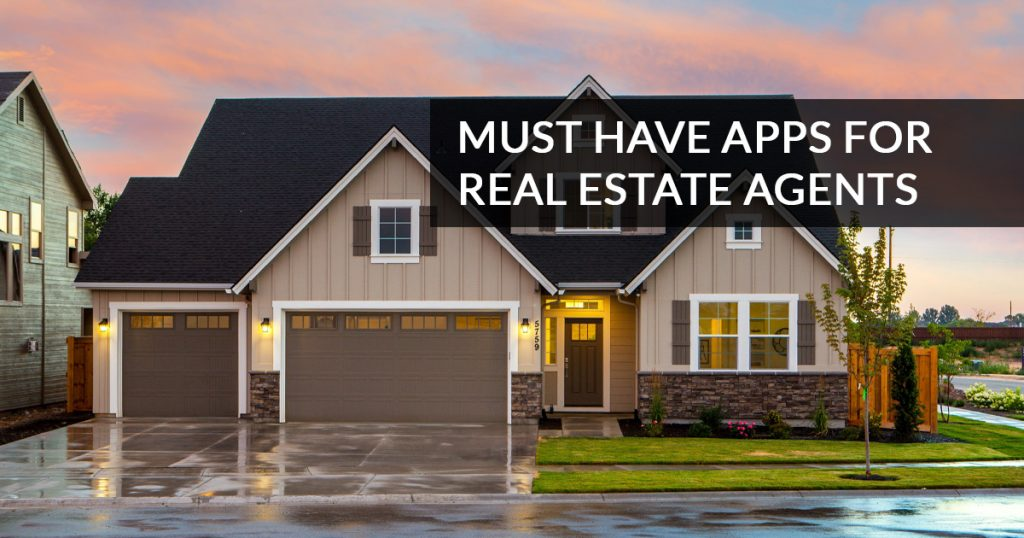 Top 5 Apps Real Estate Agents Must Have 2